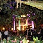 The Student Bar Association hosts Bienville Ball at Mardi Gras World's one-of-a-kind Grand Oaks Mansion.