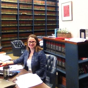 Tulane Law | Emily von Qualen (L '16)