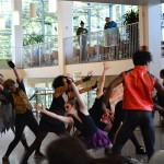 "Tulane gets a Halloween ""Thriller"" when a Michael Jackson-inspired flash mob breaks out on campus."
