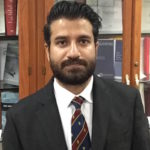Divesh Kaul (LLM '16) now is studying for a Tulane Law SJD.