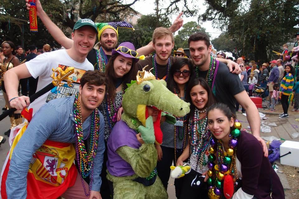 Tulane Law | Mardi Gras